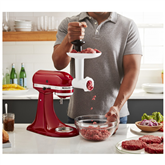 Food grinder for KitchenAid mixer