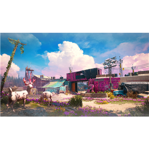 Xbox One game Far Cry: New Dawn