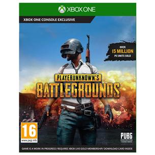 Xbox One mäng Playerunknowns Battlegrounds