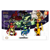 Amiibo Nintendo Shovel Knight 3 Pack