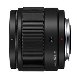 Объектив Panasonic Lumix G 25mm f/1,7 ASPH