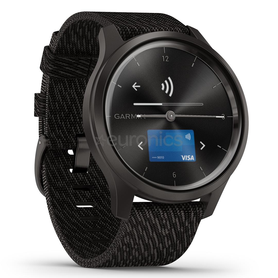 Смарт-часы Garmin Vivomove Style