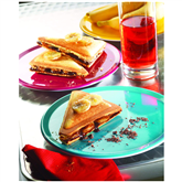Triangle toasted sandwich set for Tefal Snack Collection