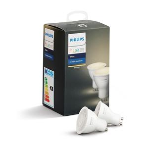 Комплект умных ламп Philips Hue White Bluetooth (GU10)