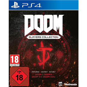 PS4 mäng Doom Slayers Collection