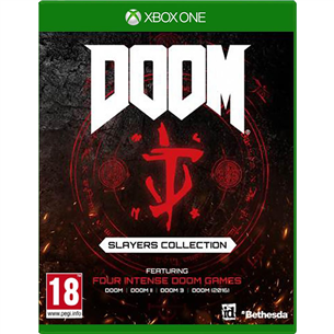 Xbox One game Doom Slayers Collection