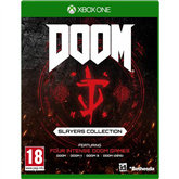 Xbox One mäng Doom Slayers Collection