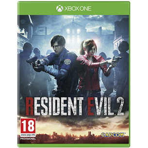 Xbox One game Resident Evil 2
