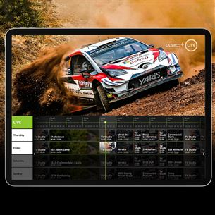 WRC+ All Live 12-month subscription