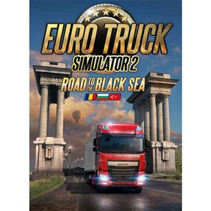 PC game Euro Truck Simulator 2: Road to the Black Sea