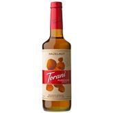 Сироп со вкусом лесного ореха Torani Puremade Hazelnut (750 мл)