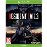 Xbox One mäng Resident Evil 3 (eeltellimisel)