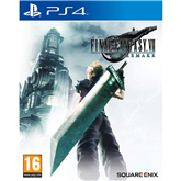 PS4 mäng Final Fantasy VII Remake