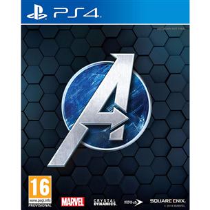 PS4 mäng Marvels Avengers