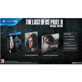 PS4 mäng The Last of Us Part II Special Edition (eeltellimisel)
