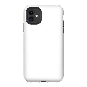 Personalized iPhone 11 matte case (Tough)