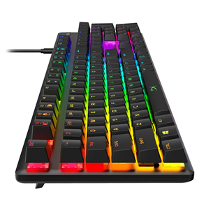 Mehaaniline klaviatuur Kingston HyperX Alloy Origins RGB (SWE)