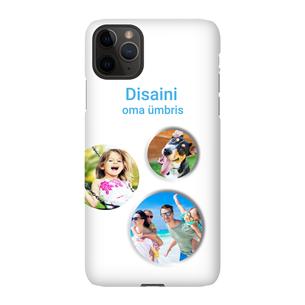 Disainitav iPhone 11 Pro Max matt ümbris (Snap)