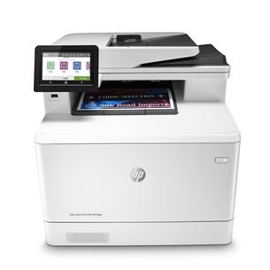 Multifunctional color laser printer HP Color LaserJet Pro MFP M479fdw W1A80A#B19