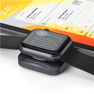 Magnetic charging dock USB-C for Apple Watch