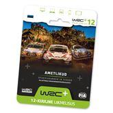 WRC+ All Live 12-kuuline liikmelisus