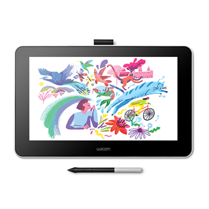 Графический планшет One 13 Pen Display, Wacom DTC133W0B