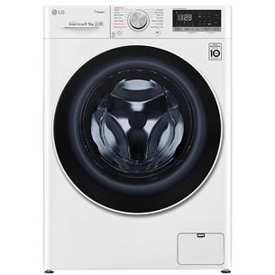 Washing machine-dryer LG (9 kg / 5 kg) F4DN409S0