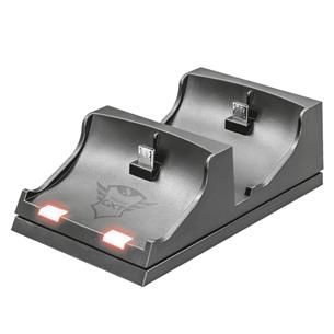 Зарядная станция для контроллеров PS4 Trust GXT245 21681