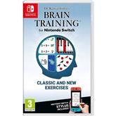 Игра для Nintendo Switch, Dr. Kawashimas Brain Training