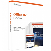 Microsoft Office 365 Home 1 aasta (ENG)