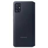 Samsung Galaxy A51 S View Wallet kaaned