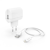 Wall charger + Lightning cable Hama (12 W)