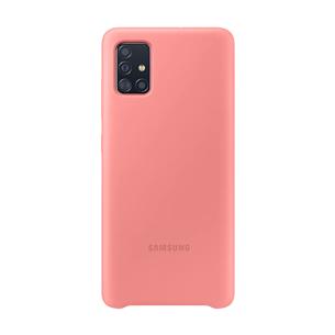 Samsung Galaxy A51 silikoonümbris