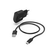 Комнатное зарядное устройство + кабель Micro USB Hama