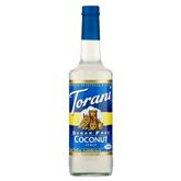 Maitsesiirup Torani kookospähkel 750 ml