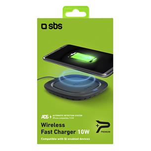Wireless charging base SBS Qi (10 W)