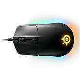 Juhtmega optiline hiir SteelSeries Rival 3