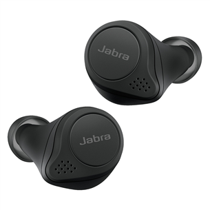 Wireless headphones Jabra Elite 75t 100-99090001-60