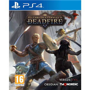 PS4 mäng Pillars of Eternity II: Deadfire
