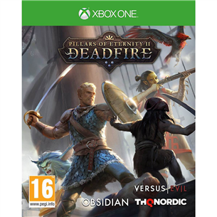 Xbox One game Pillars of Eternity II: Deadfire