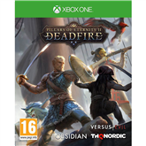 Xbox One mäng Pillars of Eternity II: Deadfire