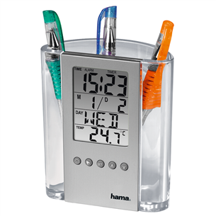 Thermometer & Pen Holder Hama 00186356