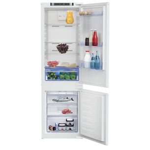 Built-in refrigerator Beko (178 cm)