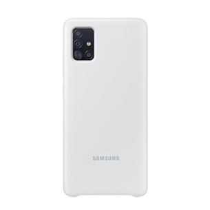Силиконовый чехол для Samsung Galaxy A71 EF-PA715TSEGEU