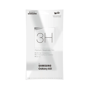 Samsung Galaxy A51 screen protection