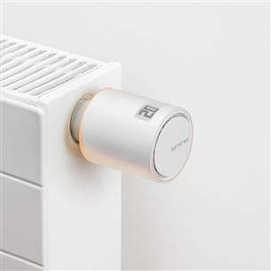 Комплект термостатов для радиатора Netatmo