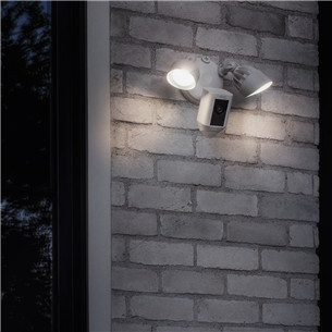 Outdoor security camera Ring Floodlight Cam