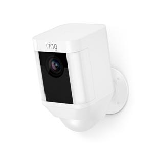 Outdoor security camera Ring Spotlight Cam Battery