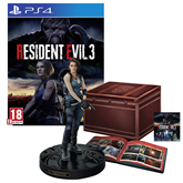 PS4 game Resident Evil 3 Collectors Edition