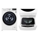 Eestlaetava ja pealtlaetava pesumasina komplekt LG (10,5 kg / 2 kg)